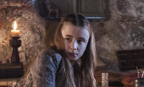 Kerry Ingram as Shireen Baratheon