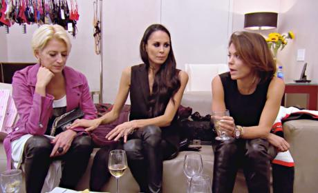 Watch The Real Housewives of New York City Online: A BBQ To Remember