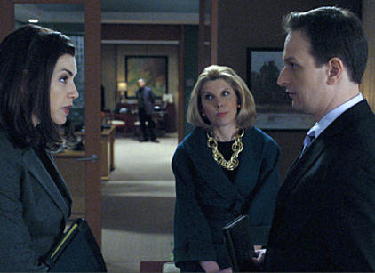 Watch The Good Wife Season 2 Episode 16 Online