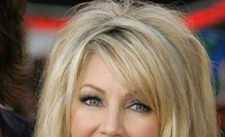 Heather Locklear Cast as Regular on Franklin & Bash