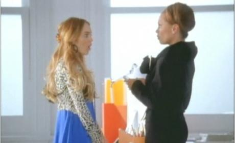Kimmy Talks to Wilhelmina