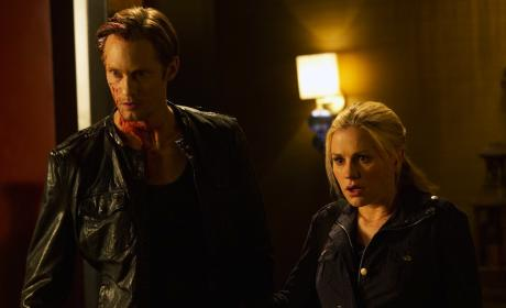 True Blood Season Finale Photos: Saving Themselves...