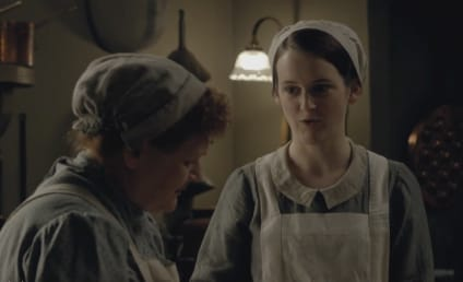 Downton Abbey Season 5 Episode 7 Review: Change on the Horizon