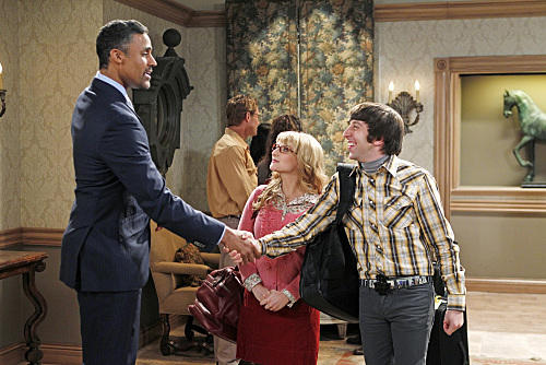 Rick Fox on The Big Bang Theory