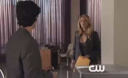 Gossip Girl Finale Sneak Peek: Which You Wrote This?