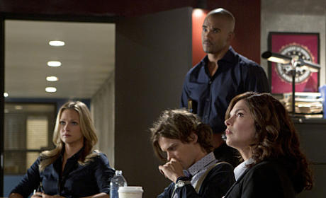 Criminal Minds Season 8 Premiere Promo: Welcome, Jeanne Tripplehorn!