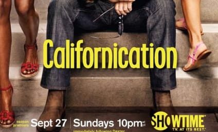 Californication: Renewed for Season Four!