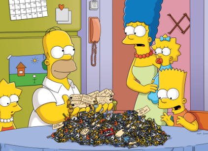 Watch The Simpsons Season 22 Episode 21 Online