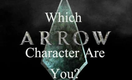 Which Character from Arrow are You?