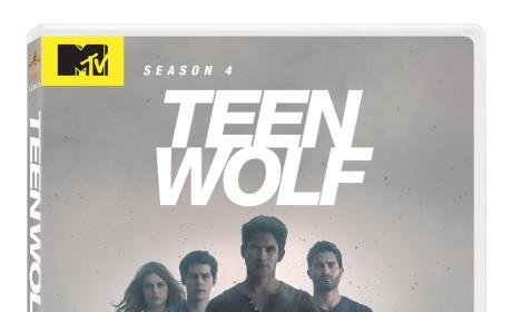 Teen Wolf Season 4 DVD is here!
