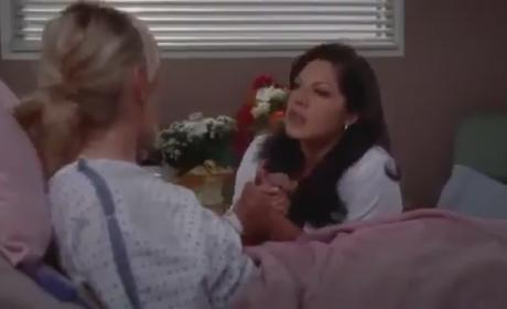 Grey's Anatomy 'Remember the Time' Clip - Arizona's Plea