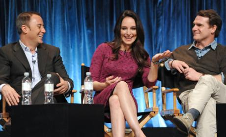 Revenge PaleyFest Panel: A Flashback, A Beatdown and More!