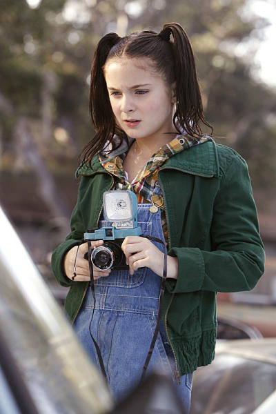 Young Abby on NCIS