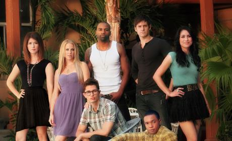 The L.A. Complex Cast Photos: Who Wants to Make It Big?