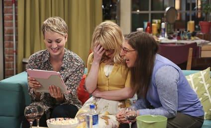 The Big Bang Theory Season 8 Episode 14 Review: The Troll Manifestation
