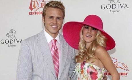 Heidi Montag & Spencer Pratt: Kentucky Derby Style