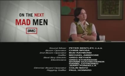 "Mad Men Episode Preview: ""Mystery Date"""