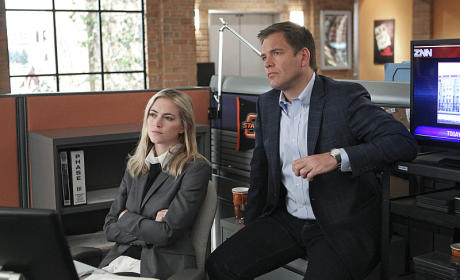 Bishop and DiNozzo - NCIS