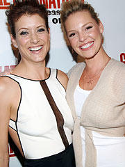 Kate Walsh, Katherine Heigl