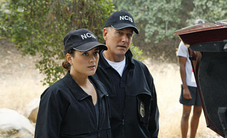 Scene from NCIS