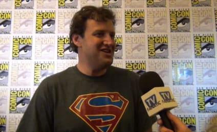"Andrew Kreisberg Talks ""Plan"" of The Flash Season 2"