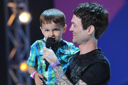 Jeffrey Gutt and Son