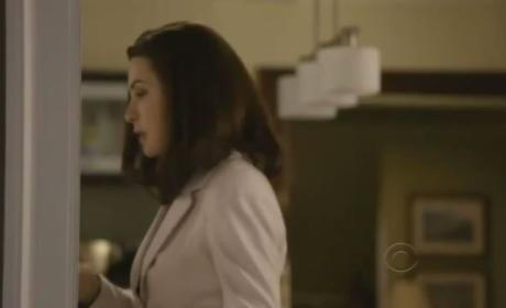 Coming to The Good Wife: Blackmail!