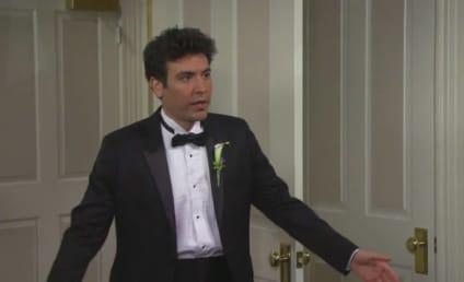 How I Met Your Mother Season Premiere Sneak Peek: Barney's Wedding Day!