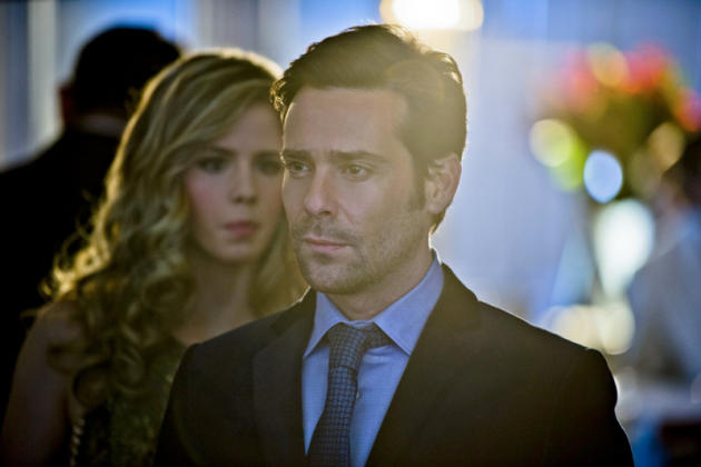 James Callis on Arrow