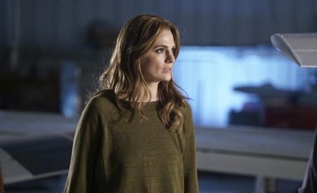 Castle First Look: What's Beckett's Big Mystery?