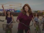Abby Lee Miller on a Bike - Dance Moms