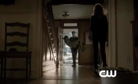 The Vampire Diaries Sneak Peek: A Horrible Homecoming
