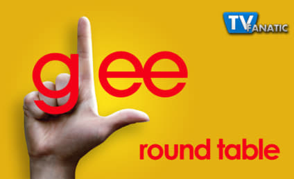 "Glee Round Table: ""The Purple Piano Project"""