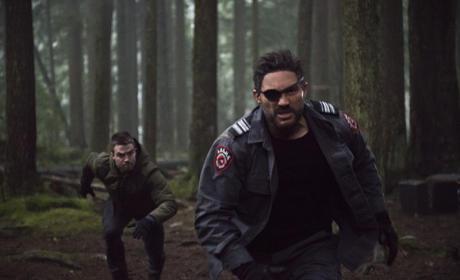 SLADE!! - Arrow Season 3 Episode 14