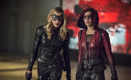Meeting of the Minds - Arrow Season 4 Episode 6