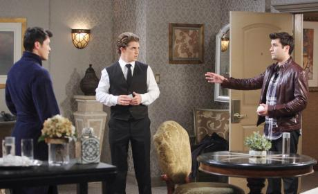 Sonny Stops By - Days of Our Lives