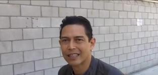 Anthony Ruivivar Set Interview