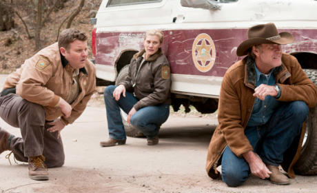 Longmire's Team Under Fire