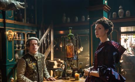 Allies - Outlander Season 2 Episode 4