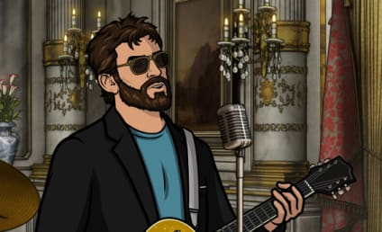 Archer Review: Baby Shower