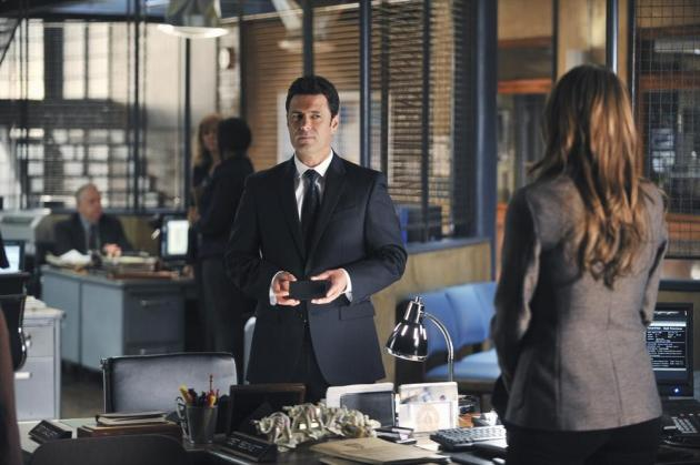 Carlos Bernard on Castle