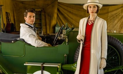 Downton Abbey Season 6 Episode 7 Review: Mary, Mary, Quite Contrary