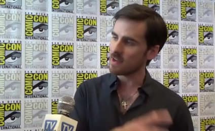 Colin O'Donoghue Talks Darkness Ahead on Once Upon a Time