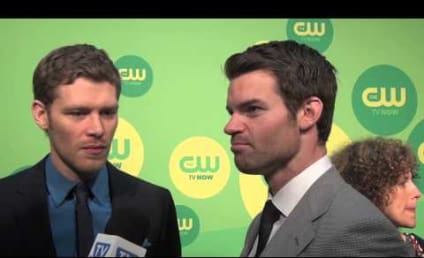 Joseph Morgan and Daniel Gillies Talk The Originals, Character Evolution, Hatred of Pants