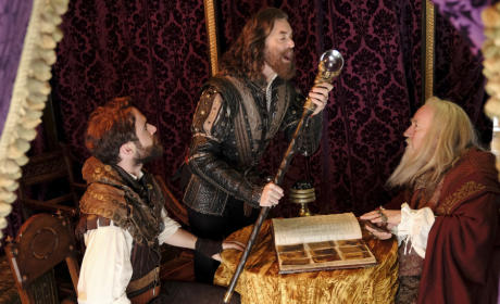 TV Ratings Report: Galavant Returns Low