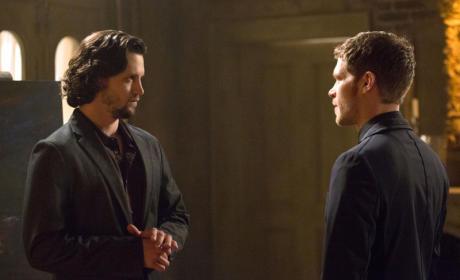 Jackson and Klaus