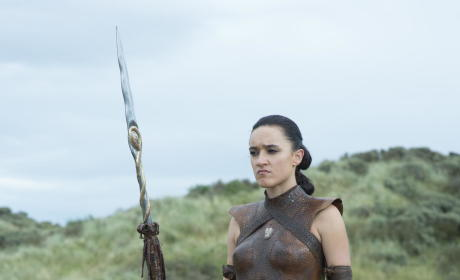 Keisha Castle-Hughes as Obara Sand - Game of Thrones