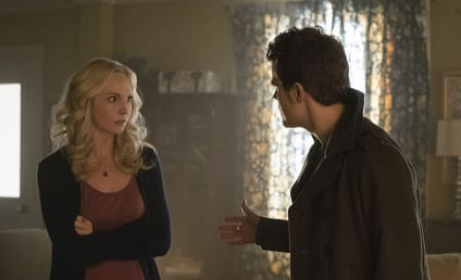 The Vampire Diaries Photo Gallery: Will Sheriff Forbes Survive?