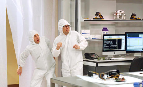The Big Bang Theory Season 8 Episode 11 Review: The Clean Room Infiltration