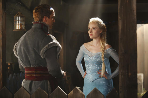 Georgina Haig as Elsa